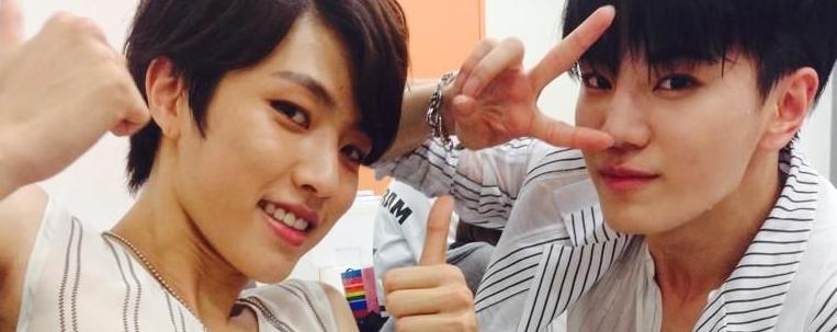 Infinite: Sungjong renova com a Woollim e Sungyeol assina com nova empresa